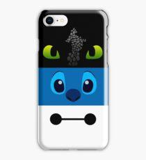 Los tres colores iPhone Case/Skin