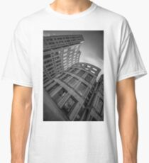 The Vancouver Public Library-Black and White Perspective #2 Classic T-Shirt