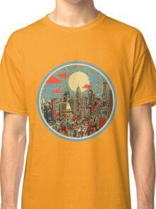 philadelphia panorama 3 Classic T-Shirt