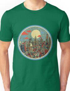 philadelphia panorama 3 T-Shirt