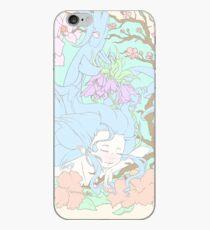 Garden Nap iPhone Case