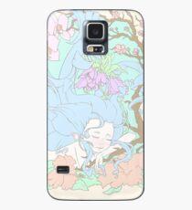 Garten-Nickerchen Hülle & Klebefolie für Samsung Galaxy
