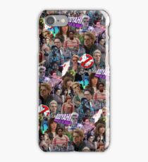 Ghostbusters 2016 Repeat  iPhone Case/Skin