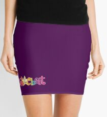 Out of the Closet Mini Skirt