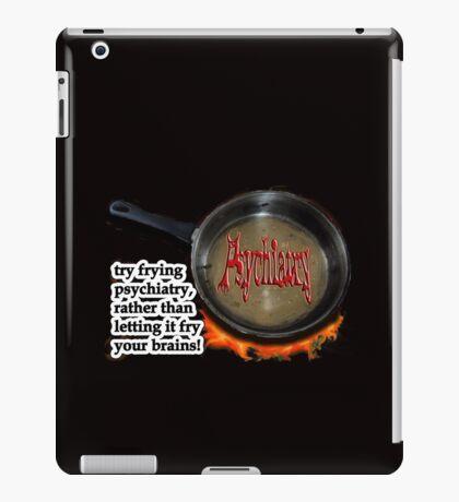 Fry psychiatry! iPad Case/Skin