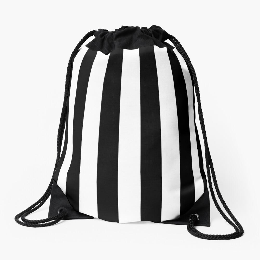 More Stripes  Drawstring Bag