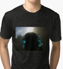 Backlit Diver Tri-blend T-Shirt
