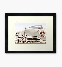 Fifties Classic Rag Top  Framed Print
