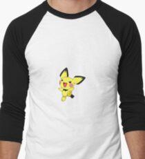 Pichu Baseballshirt mit 3/4-Arm
