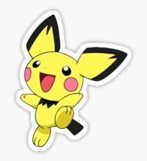 Pichu Sticker