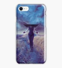 Entropic misadventure iPhone Case/Skin