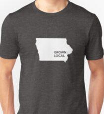 Iowa Grown Local IA T-Shirt