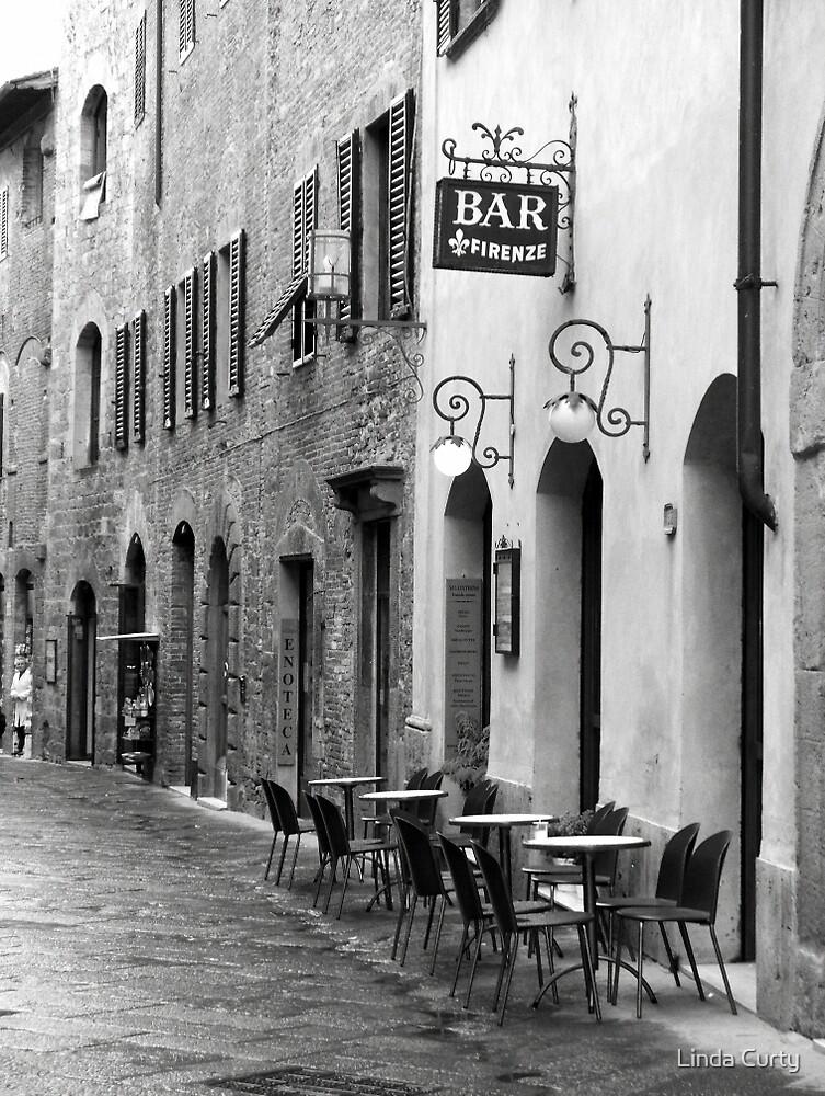 Bar Firenze by Linda Curty