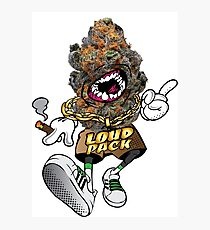 Loud pack Photographic Print