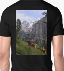 View of the Eiger from Mürren T-Shirt