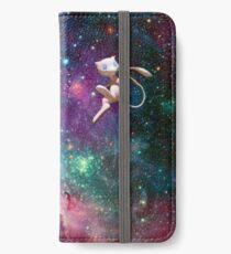 Mew- Galaxy iPhone Wallet