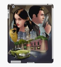 Undercover Fitzsimmons iPad Case/Skin