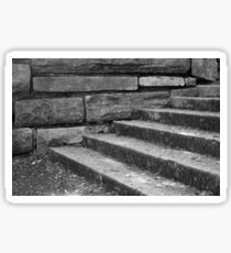 Stone Steps Sticker