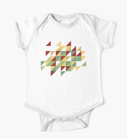 Triangles [vintage modern] Kids Clothes