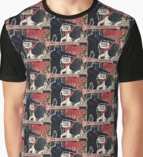 Eruption Of Terror Graphic T-Shirt