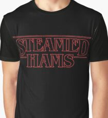 Steamed Hams  Graphic T-Shirt