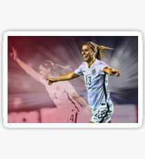 Alex Morgan Sticker
