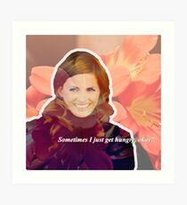 STANA KATIC, QUOTE #2 Art Print