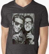 Buddy Holly and Waylon Jennings T-Shirt