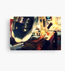 Back to the 70s Canvas Print