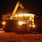 Grain Truck Lights by madeinsask