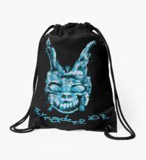 Darko - They made me do it Drawstring Bag