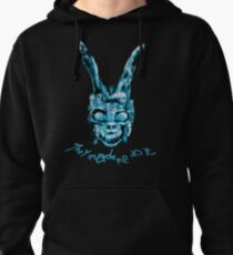 Darko - They made me do it Pullover Hoodie