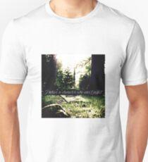 STANA KATIC, QUOTE #3 Unisex T-Shirt