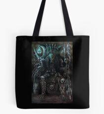 Predator King Tote Bag