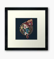 Final Fantasy Wizard Moogle Framed Print