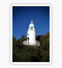 Y Goleudy Portmeirion Lighthouse Sticker