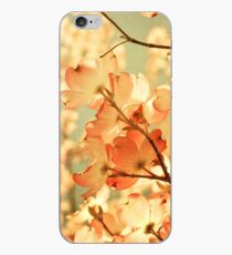 Vintage Pink Spring Flowers iPhone Case