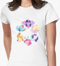 Mane Six 2 T-Shirt