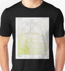 USGS TOPO Map Arizona AZ Prescott Valley South 312991 1973 24000 T-Shirt