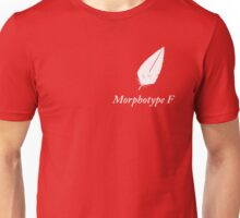 Ancient feathers type MF blank Unisex T-Shirt