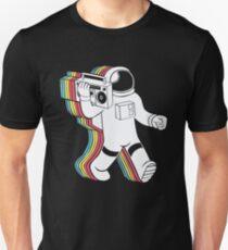 Radio & Spaceman Unisex T-Shirt