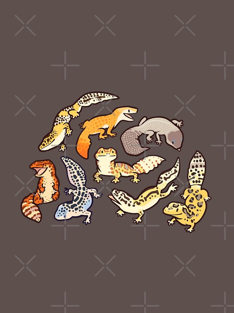 gecko baby de Colordrilos