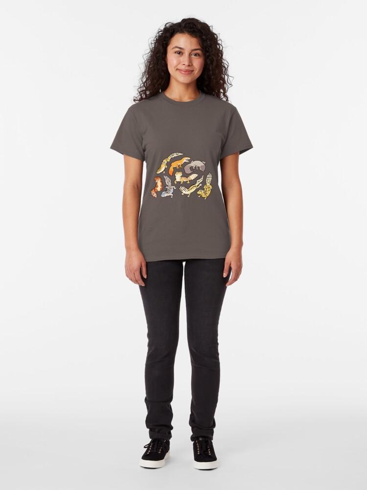 Alternate view of chub gecko babies Classic T-Shirt
