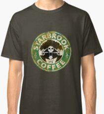 Starbrook Coffee Grunge Classic T-Shirt