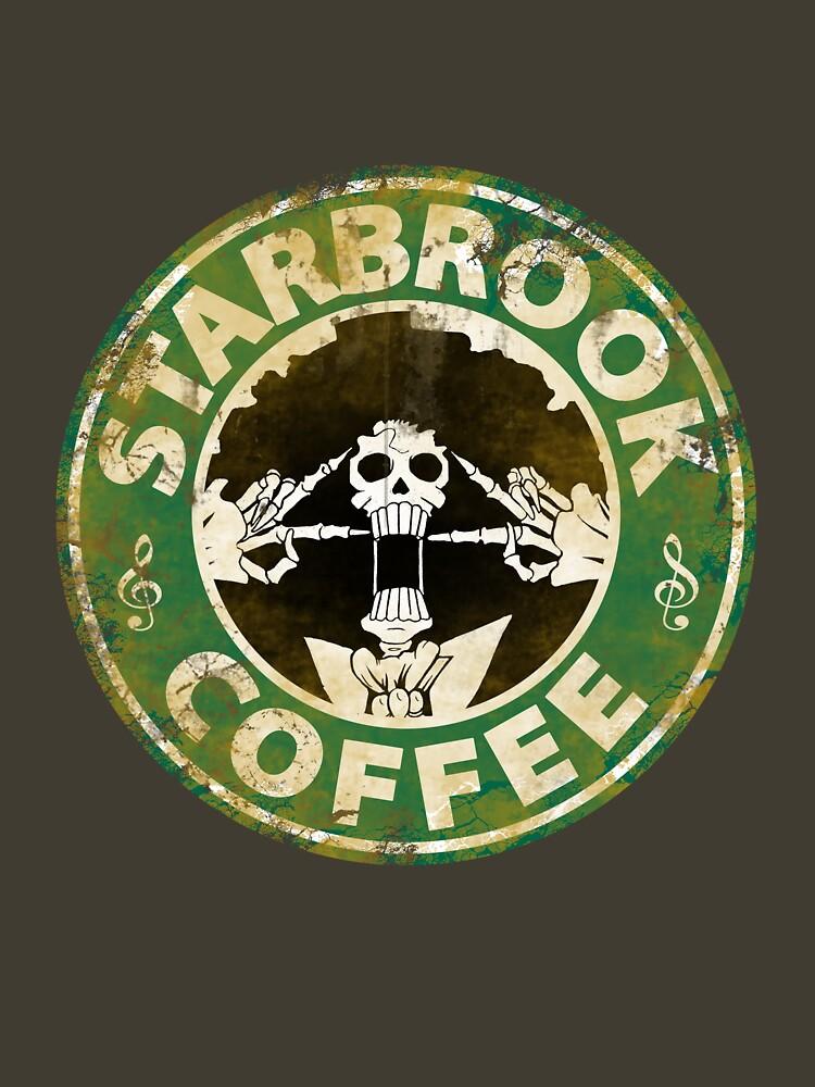 Starbrook Kaffee Grunge von Guidux