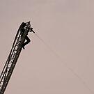 The Fireman by Geoffrey Fighiera