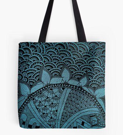 Mixture Patterns v.2 Tote Bag