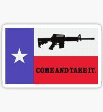 COME AND TAKE IT 1 Sticker