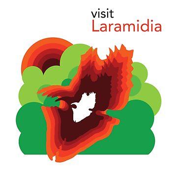 Visit Laramidia by panaves