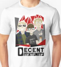Decent Opportunity Unofficial Merchandise Unisex T-Shirt